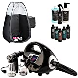 Fascination Spray Tanning Machine Kit with Sjolie Natural Sunless...