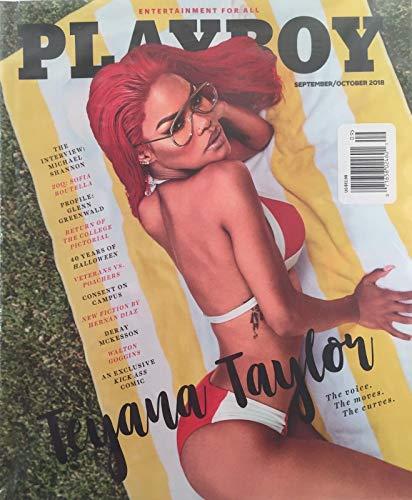PLAYBOY Adult Magazine September October 2018