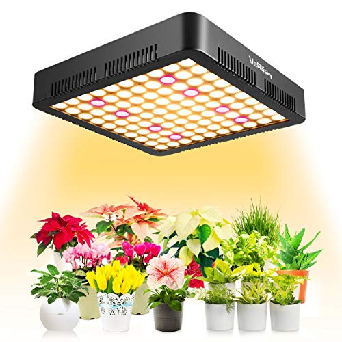 LED Grow Light 1000W, Reflector Plant Light Full Spectrum 3500K Sunlike Tri-Chips with Hanging Kit, Growing Lamps for Indoor Plants Hydroponic Greenhouse