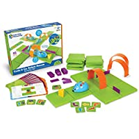DEVELOPS: Critical Thinking, Coding Skills and Problem Solving CODING FUNDAMENTALS: As kids learn to program they build key skills that include critical thinking, problem solving, sequencing, and programming fundamentals ROBOT MOUSE: Colby lights-up,...