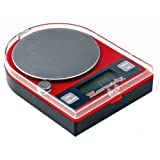Hornady 050106 Battery Operated Electronic Scale,RED