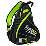 Franklin Sports MLB Sling Back Bag