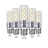Ampoule LED E27, Wowatt Ampoule Maïs 16W Équivaut à Ampoule Halogène...