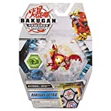 Bakugan Ultra Fusion, Pyrus Aurelus Hydorous x Trhyno, - 3-inch Tall Collectible Transforming Creature, for Ages 6 and Up