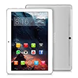 4G LTE Tablette Tactile 10 Pouces - TOSCIDO Android 10.0 ,4Go RAM,64Go ROM,Octa...