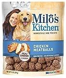 Milo'S Kitchen Chicken Meatballs Dog Treats, 10 Oz