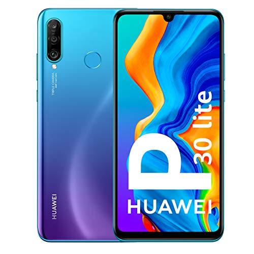 Huawei P30 Lite - Smartphone de 6.15' (WiFi, Kirin 710, RAM de 4 GB,...