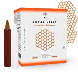 Jalea Real con Propóleo Vitamina C y Equinacea. 2000mg Vial 10ml. Vitaminas para el cansancio....