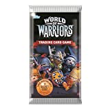 World Of Warriors - Trading Card Packet