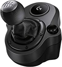 Logitech G Gaming Driving Force Shifter – Compatible with G29 and G920 Driving Force..
