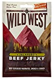 Wild West Beef Jerky Protein Trockenfleisch Beef Pack Beefjerky Snack Fitness 16x 25 Gramm (Jalapeno) - 3