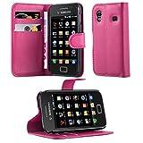 Cadorabo Coque pour Samsung Galaxy ACE 1 en Rose Bonbon - Housse Protection avec...