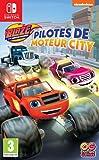 Blaze et Les Monster Machines : Pilotes de Moteur City (Nintendo Switch)