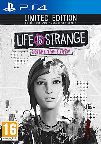 Life is Strange Before the Storm Limited Edition (PlayStation 4) [PEGI-AT]