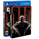 Call of Duty: Black Ops III Steelbook Edition PlayStation 4 - Amazon Exclusive (Video Game)
