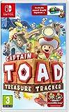 Esplora una varietà di intricati livelli ispirati a giardini giapponesi in stile Hakoniwa in Captain Toad: Treasure Tracker per.Nintendo Switch Puoi ruotare la visuale e toccare lo schermo per vedere meglio i tesori nascosti! Sono anche inclusi dei l...