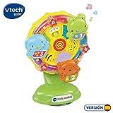 VTech - Noria Musical Hochet interactif Qui Comprend Une Ventouse pour Le...