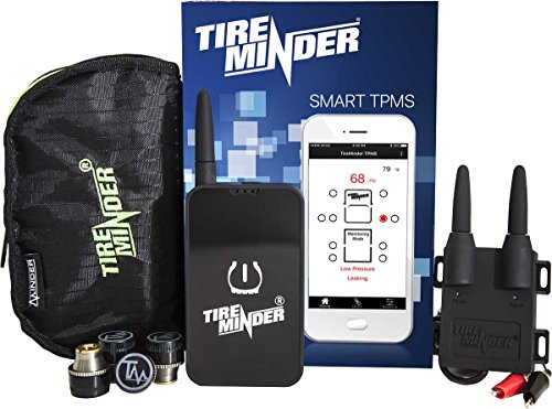 TireMinder Smart TPMS for RVs, MotorHomes, 5th Wheels, Motor...