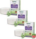Himalaya Refreshing Baby Soap 125Gms (Pack of 3)
