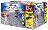 Rust-Oleum 261845 EpoxyShield  Garage Floor Coating , 2 gal, Gray