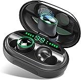 Donerton Wireless Earbuds, Bluetooth 5.0 Headphones IP8 Waterproof Earbuds, 80 Playtime, in Ear...