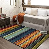 Mohawk Home Rainbow Area Rug, 5'0 X 8'0, Multicolor