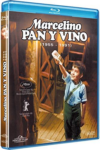 Marcelino pan y vino (1955 y 1991) [Blu-ray]