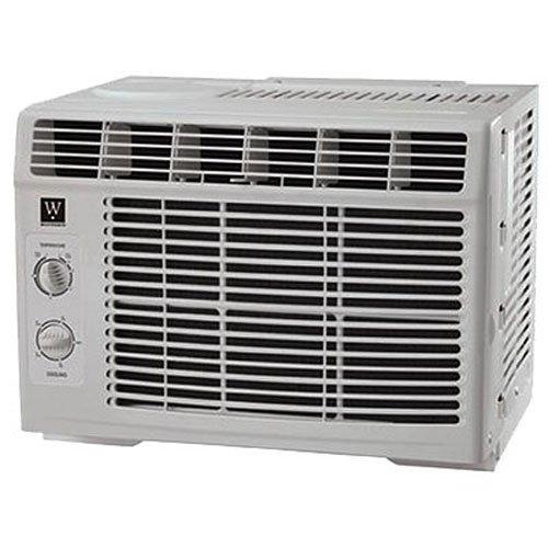 MIDEA America Corp/Import Westpointe 5,000 BTU/Hour, Mechanical Window Air Conditioner