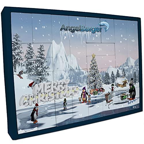 Angel Berger Adventskalender Weihnachtskalender Angelkalender (Angel Berger Adventskalender...