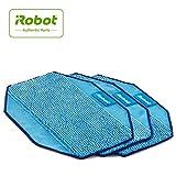 Accessoire iRobot Braava - Pack de 3 Lingettes Réutilisables Mode Lavage...