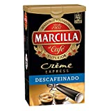 Marcilla Crème Express Café Molido Descafeinado, 250g