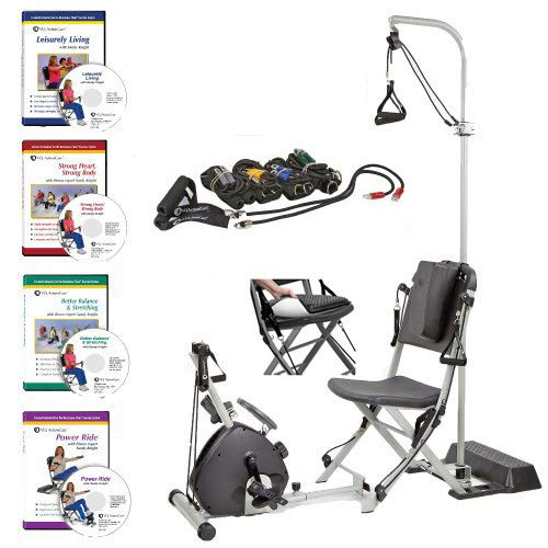 Resistance Chair Super Pack - Includes Everything You Need for Resistance Chair 3