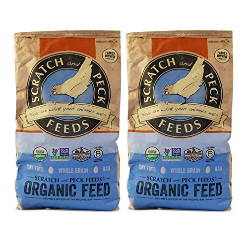 Scratch and Peck Feeds Naturally Free Organic...