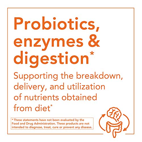 NOW Supplements, Probiotic-10, 25 Billion, with 10 Probiotic Strains, Dairy, Soy and Gluten Free, Strain Verified, 100 Veg Capsules 7