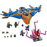 LEGO Marvel Super Heroes The Milano vs. The Abilisk 76081 Superhero Toy (Toy)