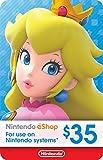 $35 Nintendo eShop Gift Card [Digital Code] (Software Download)
