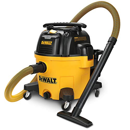 DEWALT 9 Gallon Wet/Dry VAC Heavy-Duty Shop...
