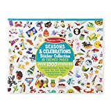 Melissa & Doug Sticker Collection - Seasons & Celebrations
