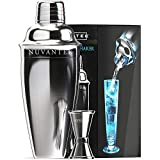 Nuvantee Cocktail Shaker -...