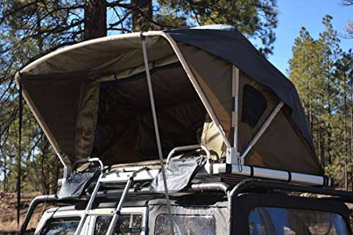Raptor Series 100000-126800 ジープ トラック SUV キャンプ ルーフトップ テント ラダー付き - OFFGRID ボ...