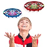 Force1 Scoot Duo Hand Drones for Kids - Kids Drone, Flying Ball Drone, Toys for Boys & Girls (2Pk)