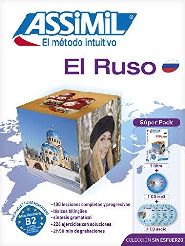 El Ruso Alumno (CD4+MP3) (Senza sforzo)