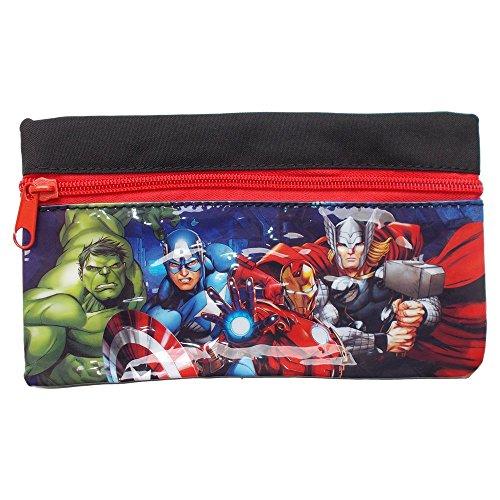 Star Licensing TOMBOLINO Avengers PORTACOLORI 1 Cerniera Marvel CM 20,5X11,5 - 44472/1