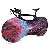 Bicycle Wheel Cover Anti-Dust Indoor Transportation, Road MTB Bike Tires Sock Dirt-Free Storage Bag,Washable High Elastic Cycling Travel Protection Cover Gear Garage (24'-29')