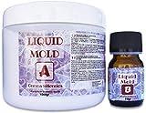 Resin Pro - 1050 GR LIQUID MOLD Caoutchouc de Coulée Siliconé Liquide -...