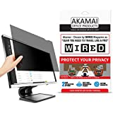 Akamai Square 19.0 Inch (Diagonally Measured) 5:4 Privacy Screen for Square Computer Monitors (AP19.0)