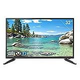 Téléviseur Smart Tech by BSL 32 pouces DBVT2 HD Ready LED de 1366x768p....