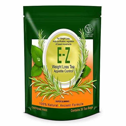 E-Z WEIGHT LOSS DETOX TEA - BELLY FAT - APPETITE CONTROL - BODY CLEANSE – COLON DETOX – WEIGHT LOSS 1