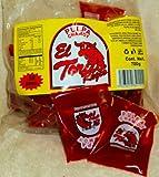 El Torito Regio Pulpitas De Chamoy Dulces Mexicanos Pulp Salted Candy 50 Pieces by El Torito Regio