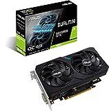 ASUS Dual NVIDIA GeForce GTX 1650 Mini OC Edition Gaming CSM Graphics Card (PCIe 3.0, 4GB GDDR6 Memory, HDMI, DisplayPort, DVI-D, for Intel NUC 9 Extreme Kit, Intel NUC 9 Pro Kit, and Small Chassis)